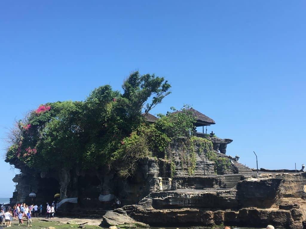 Bali, tempio Tanah Lot