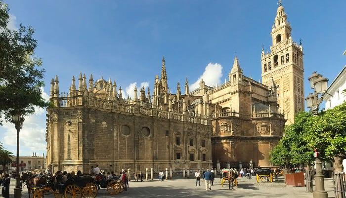 Visitare_e_Scoprire_Siviglia_Catedral_de_Sevilla_Giralda