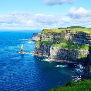 Wild Atlantic Way - Cliffs of Moher