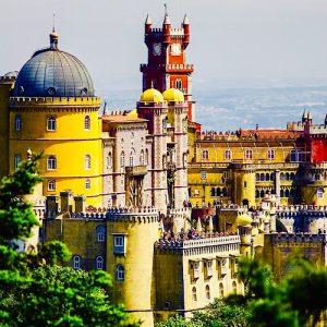 Sintra - Palacio da Pena
